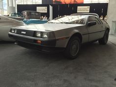 """""""Back To The Future Car"""""""