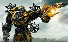 Transformers: Bumblebee (autobot)
