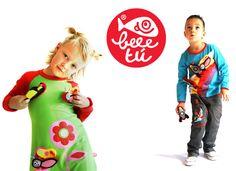 BeeeTú, juguetes en la ropa de los peques