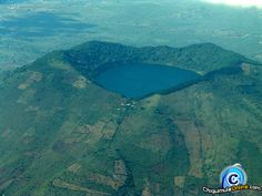 Volcan Ipala, Guatemala