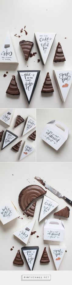 DIY Leftover Treat Boxes.