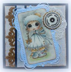 6002/0256 Noor! Design Randstans Franse Lelie door Jolanda Bergmans