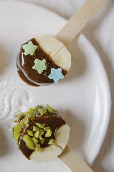 Früchte am Stiel treffen auf Schokoladenfondue <3 Labsalliebe