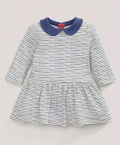Striped Jersey Dress - All Girls - Mamas & Papas