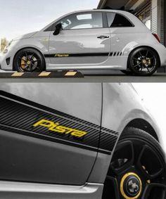 Automobile Companies, Fiat Abarth, Smart Fortwo, Fiat 500, Vespa, Land Cruiser, Custom Cars, Cool Cars, Ferrari
