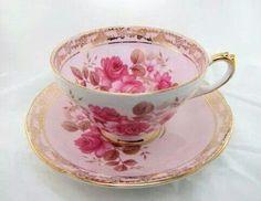Teacup and Saucer Set