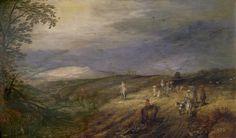 Camino en un bosque - Colección - Museo Nacional del Prado