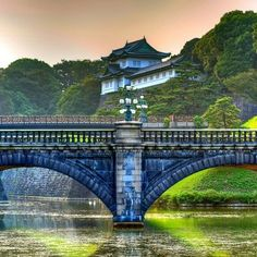 Tokyo Imperial Palace In Japan Totally would love to go there some day to Japan