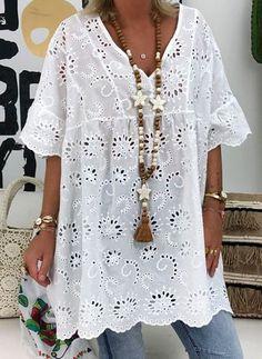 Style Blogger, Women's Fashion Dresses, Floryday Dresses, Backless Dresses, Sleeve Dresses, Fashion Mode, Basic Tops, Summer Tshirts, Spring Dresses