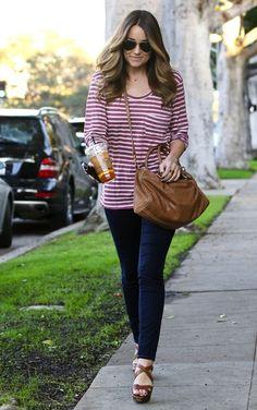 Lauren Conrad Casual Cool Style
