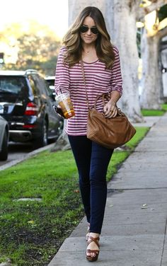 Lauren Conrad Casual Cool Style