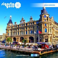 #İstanbul da bu #hafta #sonu #bulutlu ve yer yer #yağmurlu bir #hava #hakim. Hava #sıcaklığı 12-13 #derece civarında seyrediyor. #güneş #pazar günü yüzünü gösterecek. #kitap #okumak, #yürüyüş #yapmak gibi faaliyetlerde bulunabilir #kendinize #zaman ayırarak stresinizi atabilirsiniz. Bu #haftasonu #yola çıkacak olan #herkese #iyi #yolculuklar ve #huzur #dolu bir #haftasonu dileriz... sigortaguru.net