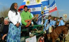 tradicion uruguaya...festejo