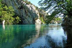 Les gorges du Verdon font rêver randonneurs, adeptes du rafting et du canyoning. Des vacances naturelles et sportives au fil de l'eau, sous le soleil de la Provence... Le tout combiné à une cure minceur à la Villa Borghese de Gréoux-les-Bains ? #Spa #hotel