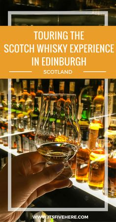 If you want to truly understand Scotland, there's no better place than the Scotch Whisky Experience in Edinburgh. Here's why.