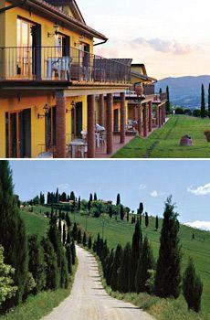 $1299 -- Italy 7-Night Tuscany Vacation w/Rental Car & Air