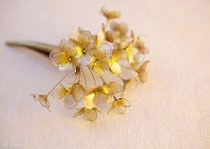 realistic flowers (hair ornament)
