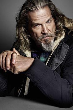 Jeff Bridges For all your beard needs, follow The Bearded Feller or go to http://www.beardedfeller.com/