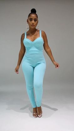 Jumpsuit Prom Dress, Hot Dress, Swag Outfits, Stylish Outfits, Girl Golf Outfit, Indian Girl Bikini, Hiphop, Stretch Fabric, Curvy
