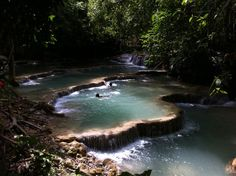 waterfalls south east asia