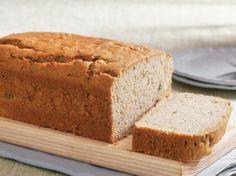 Gluten Free Zucchini Apple Bread