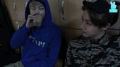 Namseok   Monhope Jung Hoseok & Kim Namjoon