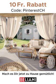 Backyard Furniture, Outdoor Furniture Sets, Lounge Furniture, Furniture Ideas, Outdoor Rooms, Outdoor Gardens, Outdoor Living, Outdoor Decor, Country Homes Decor