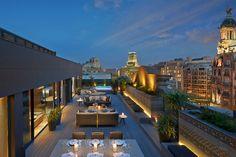 Mandarin Oriental Barcelona - new suites - 'Barcelona Suite'