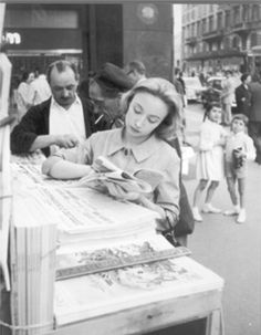L'arrivo a Milano di Oriana (2) - Foto - Oriana Fallaci