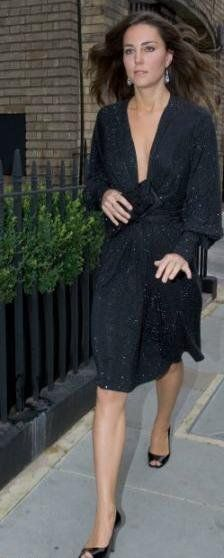 29.06.2007 When Kate attended the Porsche Event in London