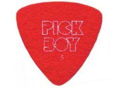 Pickboy Hard Felt Pick for Ukuleles etc. Made in Japan. Cool Ukulele, Bass Ukulele, Ukulele Accessories, Music Instruments, Felt, Japan, Felting, Musical Instruments, Feltro