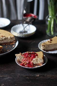 ... cheesecake! on Pinterest | Cheesecake, Ricotta cheesecake and