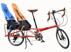 The Haul-A-Day Bike Allows You To Carry Heavy And Precious Loads  ... see more at InventorSpot.com