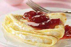 Cream Crepes