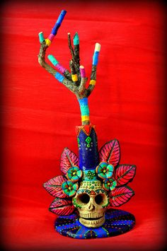 Candelabro calaco by el_catrinero, via Flickr