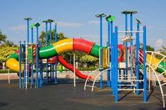 Amazing Canal Playground Exterior Design Ideas - Home Best - Home Best