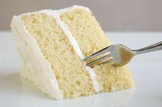 Basic Vanilla Cake - CountryLiving.com