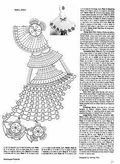 . Marque-pages Au Crochet, Filet Crochet Charts, Crochet Angels, Crochet Doily Patterns, Crochet Pillow, Thread Crochet, Crochet Gifts, Crochet Dolls, Crochet Flowers