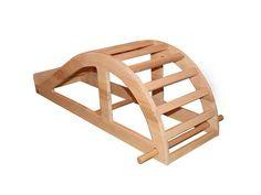 iyengar yoga back bending bench wooden yoga bench