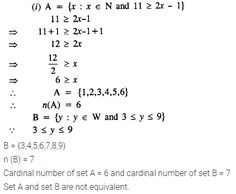 Selina Concise Mathematics Class 8 ICSE Solutions Chapter 6 Sets - CBSE Tuts Empty Set, Composite Numbers, Discrete Mathematics, Natural Number, Isosceles Triangle, Maths Exam, Prime Numbers, Class 8, Thing 1