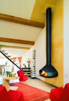 custom fireplace design