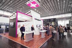Shopguard Exhibition Stand @Euroshop 2014, Düsseldorf on Behance