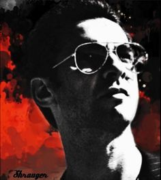 Dave Gahan - Depeche Mode ART by Shrauger www.etsy.com/shop/Lavysh