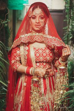 17 Beautiful Indian Brides Spotted On ShaadiWish In The Amazing Year That Just Went By