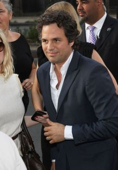 Hottie of the Day - Mark Ruffalo