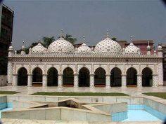 Star Mosque, dhaka, bangladesh