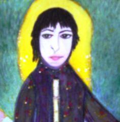 The Piper by dollsandmagic on Etsy Syd Barrett of Pink Floyd
