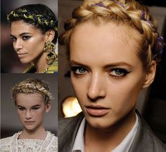 Image detail for -The Style Agenda | by Rai Tsolaridou: Comb a Braid