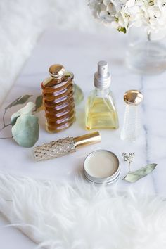 Customize your own scent with one of these four ways to make your own perfume.