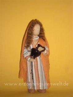 Biblische Erzählfigur - Maria von Bethanien